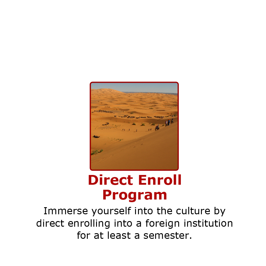Direct Enroll Programs